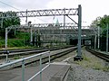 Bridges south of Stockport Station - geograph.org.uk - 881568.jpg