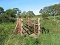 Bridleway bridge near Crossway Hand Cottages - geograph.org.uk - 269350.jpg