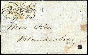 Henry J. Duveen - Image: British Guiana Miss Rose cover c. 1850