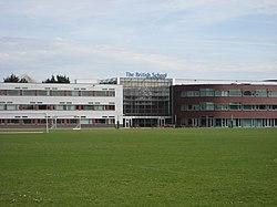 British School in the Netherlands, Voorschoten.JPG