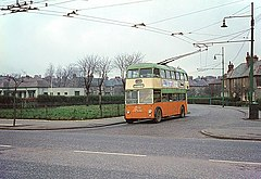 British Trolleybuses - Glasgow - geograph.org.uk - 553396.jpg