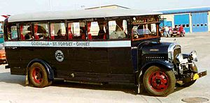 Brockway Motor Company - Brockway Bus 1929