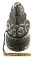 Bronsspets till stång - Hallwylska museet - 100143.tif
