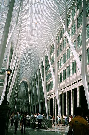 Brookfield Place (Toronto. Canadà)