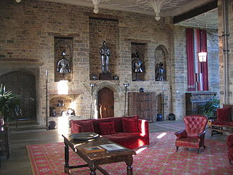 Broughton Castle - The Great Hall