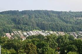 Terrassensiedlung in Lauffohr