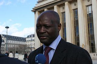 Gabonese politician