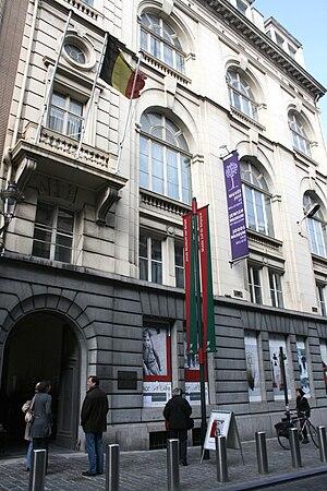 Jewish museum - Jewish Museum of Belgium, in Brussels.
