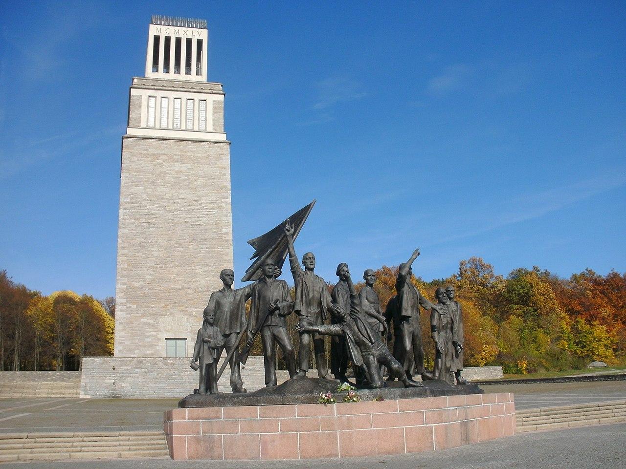 1939 - Mémorial de Buchenwald