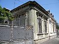 Bucuresti, Romania, Casa ILARIE VORONCA, Str. Parfumului nr. 20; B-II-m-B-19339 (detaliu 2).JPG