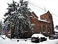 Bucuresti, Romania. BISERICA ANGLICANA (B-II-m-A-19833) (Zi de iarna desi e Martie)(3).jpg