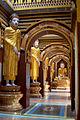 Buddhas large and small inside Thanboddhay Paya.jpeg