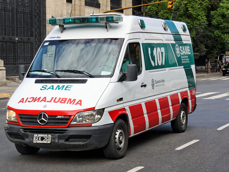 Ambulancias Sasu Madrid