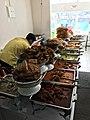 Buffet-style Minangnese food.jpg
