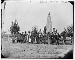 Bull Run, Va. Dedication of the battle monument.jpg