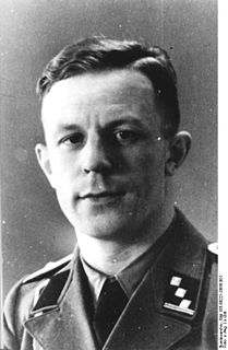 Theo Saevecke German officer