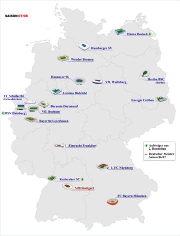 Bundesliga-Saison-2007 08