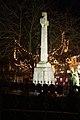 Bungay War Memorial at night - geograph.org.uk - 2720060.jpg