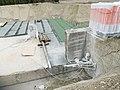 Bunker Grünwald Zeillerstraße 8 für Überbau präpariert Betonsäge.jpg