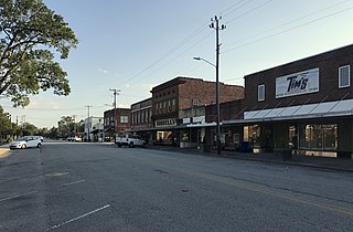 Burgaw, North Carolina Town in North Carolina, United States