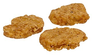 Burger King chicken nuggets Type of chicken product sold by the international fast food restaurant chain Burger King
