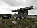 Burren - R480 - Poulnabrone Dolmen - panoramio.jpg
