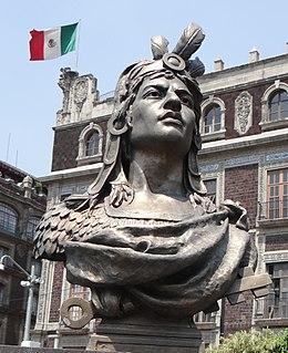 Cuauhtémoc Final tlatoani of the Aztec Empire in Tenochtitlán