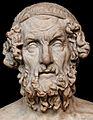 Bust of Homer 2nd - 1st c bce Roman copy of lost Greek original.jpg