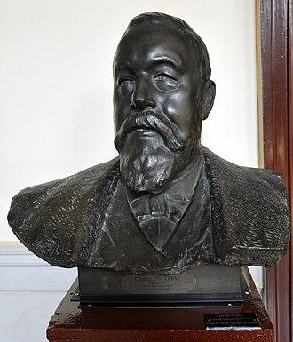 Joseph Bernard - Image: Buste C Jouffray par J Bernard Musée BA Vienne 28072011