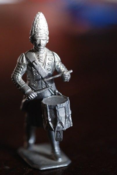 Cínový vojáček