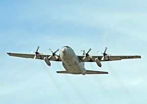 C-130H 165th AW Georgia ANG in flight 2009.JPG