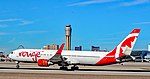 C-GHPE Air Canada Rouge Boeing 767-33A(ER) s n 33423 (31981913787).jpg