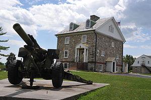 Carlisle Armory (Carlisle, Pennsylvania) - Image: CARLISLE ARMORY; CUMBERLAND COUNTY