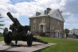 National Register of Historic Places listings in Cumberland County, Pennsylvania - Image: CARLISLE ARMORY; CUMBERLAND COUNTY