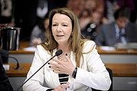 CAS - Comissão de Assuntos Sociais Senadora Vanessa Grazziotin (14524491729).jpg