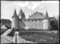 CH-NB - Aigle, Château, vue partielle - Collection Max van Berchem - EAD-7159.tif