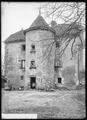 CH-NB - Genève, Arare, Manoir, vue partielle - Collection Max van Berchem - EAD-8727.tif