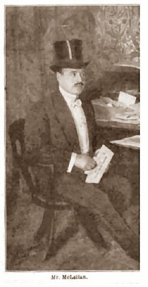 C. M. S. McLellan - The Sketch; December 11, 1901