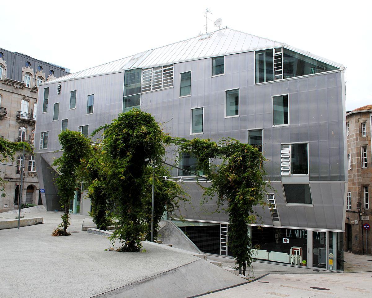 Colegio oficial de arquitectos de galicia wikipedia la - Colegio de arquitectos cadiz ...