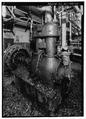 COMPRESSOR DETAIL. - Atlantic Ice and Coal Company, 135 Prince Street, Montgomery, Montgomery County, AL HAER AL-188-10.tif