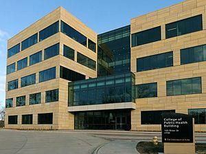 University of Iowa College of Public Health - College of Public Health