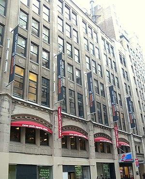 CUNY Graduate School of Journalism - West 40th Street
