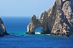 Skyline of Los Cabos
