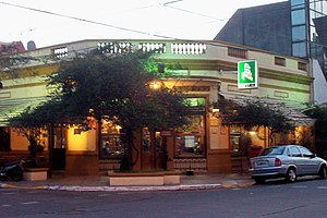 Villa Devoto - Café de García, a neighborhood landmark since 1927