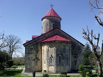Цаишский кафедральный храм Успения Пресвятой Богородицы — Википедия
