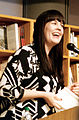 Caitlin Doughty University Bookstore 2014-09-18 1.JPG