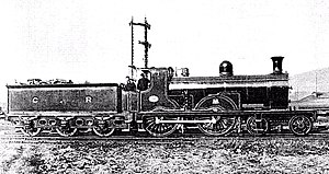 Caledonian Railway 721 Class - Image: Caledonian Railway 721 Class
