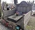 Cambrai - Cimetière de la Porte Notre-Dame, sépulture remarquable n° 21, Paul Bersez, maire de Cambrai, député et sénateur (01).JPG