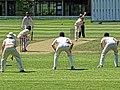 Cambridge University CC v MCC at Cambridge, England 011.jpg