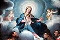Camillo Procaccini, Madonna in gloria con i santi Tommaso, Carlo e Francesco 03.jpg